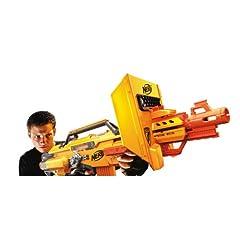 Idea Regalo - Hasbro 94665, Nerf N-Strike Stampede ECS