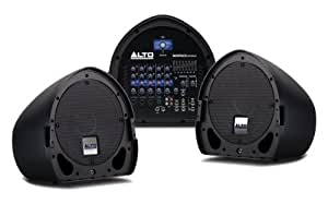 Alto MIXPACK EXPRESS Ultra-Portable Powered PA System