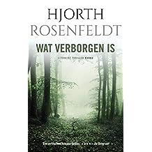 Wat verborgen is (Bergmankronieken Book 1)