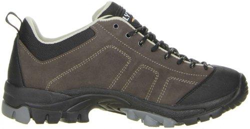 Lytos Damen Herren Walkingschuhe Trekkingschuhe grau Grau