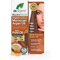 Dr. Organic Argan Pure Oil, 50 ml, 1er Pack (1 x 50 ml) preisvergleich bei billige-tabletten.eu