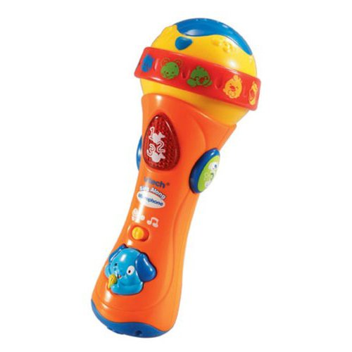 [UK-Import]VTech Sing A Long Music Microphone