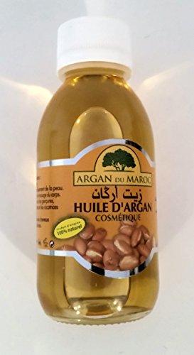 Aceite Argan 125 ml 100 % natural