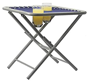 Garden Gear Zero Gravity Table Meubles Bleu marine.