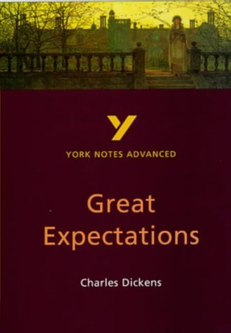 York Notes on Charles Dickens' Great Expectations (York Notes Advanced) by Nigel Messenger (1998-03-16)