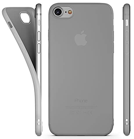 Coque iPhone 7 , Transparente et Ultra-Fine 0,60 mm ,