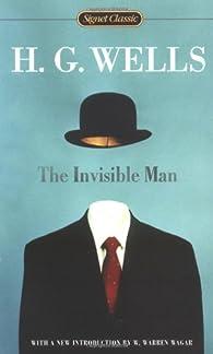 El hombre invisible par H.G. Wells