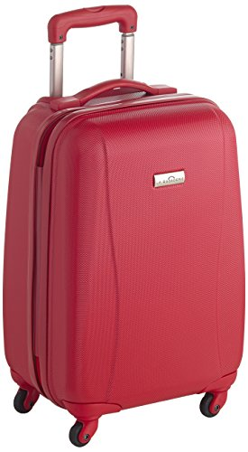 La Bagagerie Valise Flight 19R 49 cm 40 L rouge