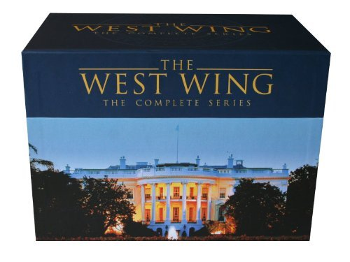 The Complete West Wing TV Series DVD Collection [44 Disc]Box Set: Season 1, 2, 3, 4, 5, 6 and 7 + Loads of Extras