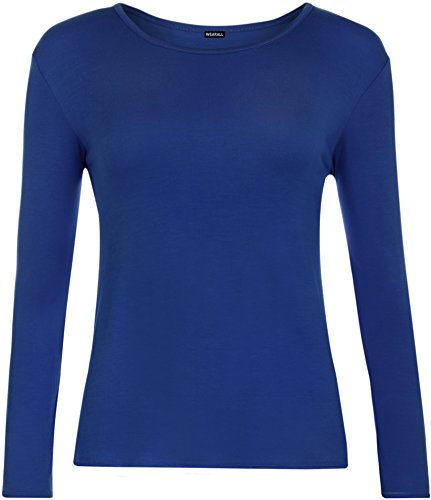 WearAll - Top - Donna Blu reale