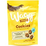 Wagg Dog Food (Peanut Butter Cookies With Banana 3 x 125g)