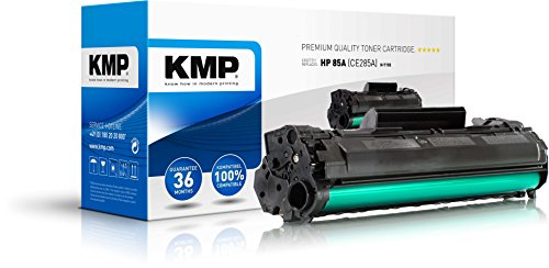 KMP Toner für HP LaserJet Pro P1102, H-T154, black