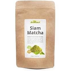 Siam-Matcha - Premium-Matcha aus Nordthailand, kontrollierter Anbau, 100g