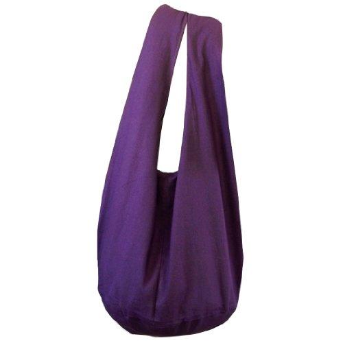 BenThai Products, Borsa a tracolla donna Viola (viola)