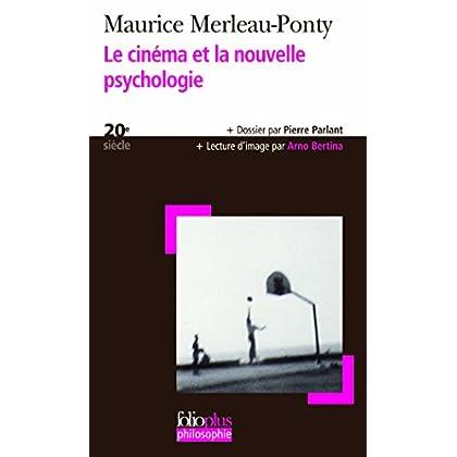Le cinéma et la nouvelle psychologie