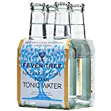 Fever Tree Naturally Light Indian - Tonic Water (4x200ml)