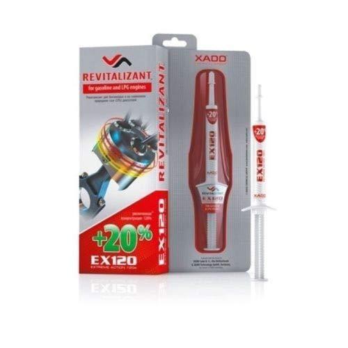 XADO EX120 Auto/PKW Revitalizant pour Moteurs Essence et autogas