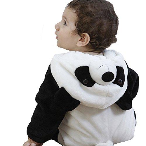 Tonwhar Baby Jungen (0-24 Monate) Spieler panda 90(Height:29