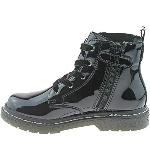 Bild von Lelli Kelly LK8291 (DB01) Sonia Black Patent Ankle Boots -41 (UK 7)
