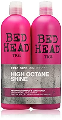 BED HEAD by TIGI Recharge Tween Duo Anti-Oxidant Shine Shampoo and Conditioner 2x750 ml from TIGI