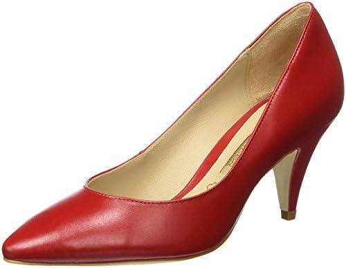 Buffalo London Zs 7446-16 Semi Cromo, Zapatos de Tacón para Mujer