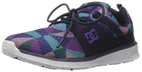 DC - Frauen-Heathrow SE Schuh Violett (Purple Rain/Dusty Purple)