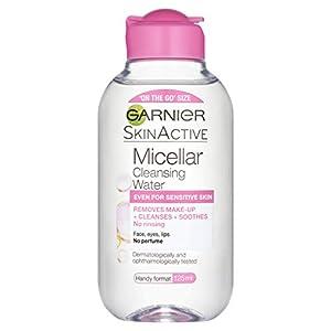 Garnier agua micelar desmaquillante 125ml