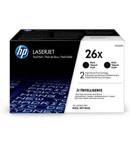 Cartucho de impresión HP 26A original LaserJet tóner color negro (CF226A)