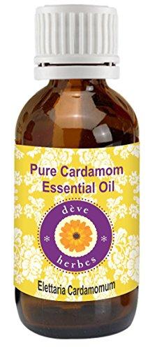 Pure Cardamom Essential Oil 10ml (Elettaria cardamomum)100% Natural Therapeutic Grade