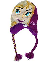 Disney Frozen - Bonnet - Femme Rose rose