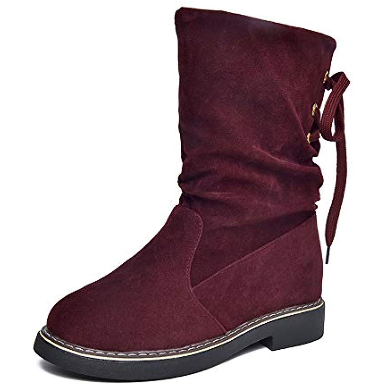Sonnena Femmes Bottes Chaussures Femmes, Femme Tube Hiver Dames Bottes de  Neige Chaudes  a0b5c1ce729d