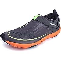 snfgoij Mens Mesh Wanderschuhe Wandern Wasser Schuhe Im Freien Rutschfeste Schnell Trocknende Upstream Schuhe Atmungsaktive Sportschuhe,Blue-41