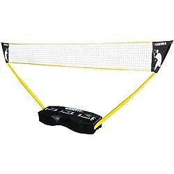 Hammer - 3 In 1 - Juego de Postes para Voleibol