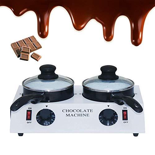 Máquina Templado ollas Chocolate Máquina Fondue