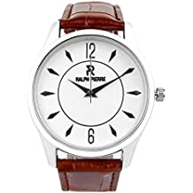 Ralph Pierre Sublime Analog Brown Dial Men's Watch - W40002G