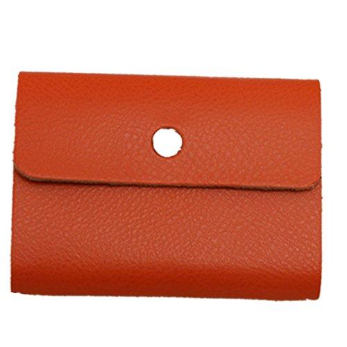 Eysee, Poschette giorno donna Rosso Rose 10.50cm*7.20cm*1.00cm arancione