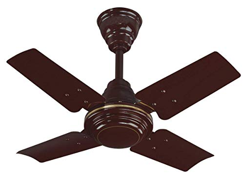 A&Y® Omen Copper Winding 600MM/24 Inches Hi-Speed Ceiling Fan for Kitchen/Bathroom/Small Room/Office/Shop