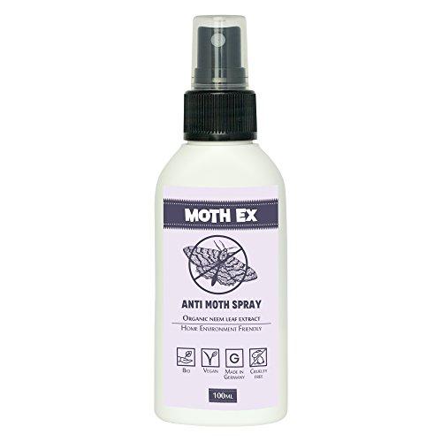 Profumo per armadio anti-tarme MothEx | Antitarme per armadi 100% bio senza...