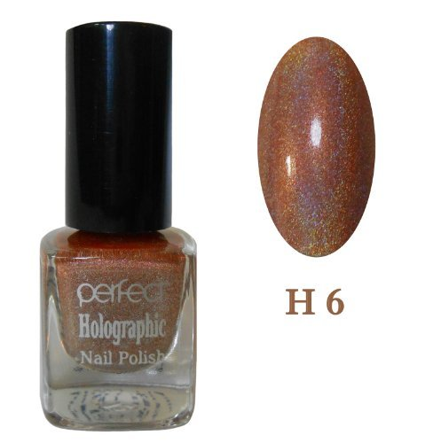 Vernis à ongles PERFECT Holographic 6,5 ml - couleur H6