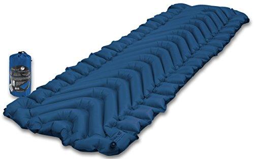 Klymit Statische V2 Ultraleichte Aufblasbare Outdoor Campingmatte Luftmatratze Schlafsack Pad / Camping Matte