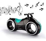 Kinder Skateboard Space Wheel Wireless Bluetooth LED Balance Auto Baby Walker,Blue