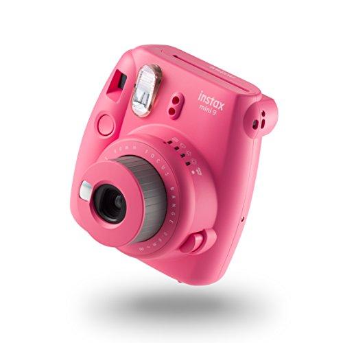Fujifilm-Instax-Mini-9-Cmara-instantnea-Cmara-con-10-pelculas-Rosa