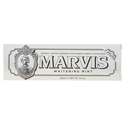 Marvis Whitening Mint Zahncreme, 85 ml Florenz-tee