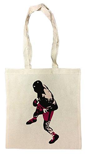 Erido Boxer Einkaufstasche Wiederverwendbar Strand Baumwoll Shopping Bag Beach Reusable -