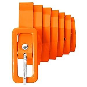 WIDMANN 01438 Neon - Cinturón para mujer, color naranja neón, talla única
