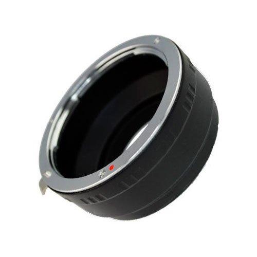 Siocore Canon EOS Monture d'objectif avec fermeture à baïonnette sur appareils photo Sony E-baïonnette pour SONY NEX-3 / NEX-F3 / NEX-5 / NEX-5N / NEX-5R / NEX-6 / NEX-7 / NEX-C3 et NEX-VG10E