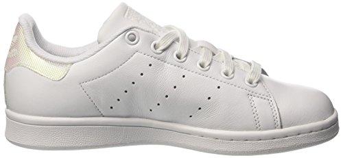 adidas Stan Smith W, Chaussures de Course Femme Multicolore (Ftwr White/ftwr White/ftwr White)