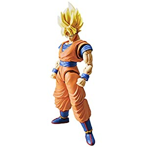 Bandai Hobby Figure-rise Standard Dragon Ball Z Son Goku Super Saiyan Modelismo Maqueta [Necesario Su Montaje] 10
