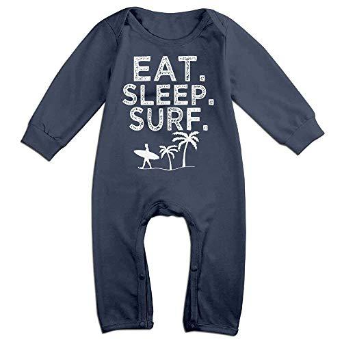 Estas prendas únicas celebran esos años fugaces, y los recién nacidos se convierten en niños pequeños.   Alta calidad: algodón de alta calidad. Se sentirá cómodo y acogedor en esta tela suave y cómoda que respira con facilidad.  Diseño único: Dei...