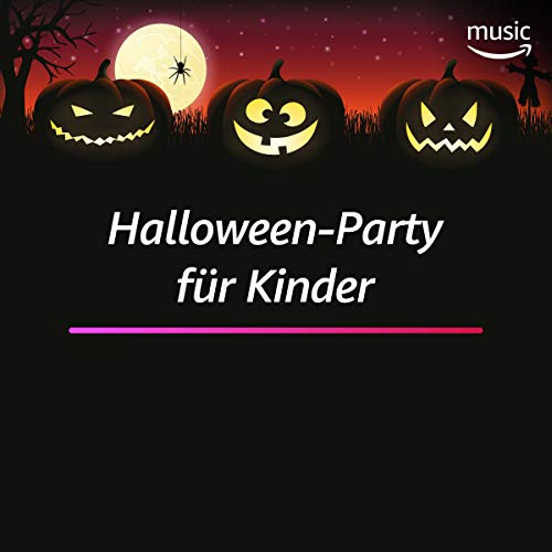Halloween-Party für Kinder ()